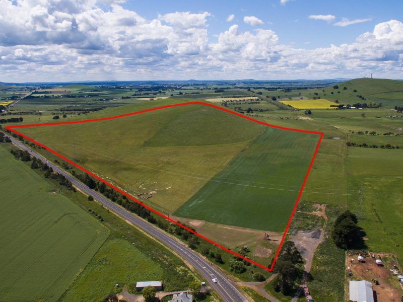 SOLD - BLOWHARD, 193.11 ACRES IN 2 LOTS